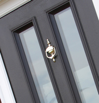 High Security UPVC Doors